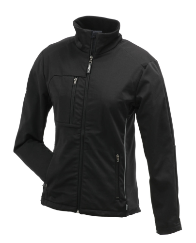 LADIES' RUNNING SOFTSHELL JACKET